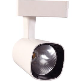 M203737 15W LED COB beli 6500K šinski reflektor