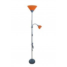 -A M66 MS Podna lampa narandžasta Mitea Lighting