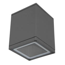 M034 ANTRACIT SIVA 1xE27 max.60W lampa IP44 Mitea Lighting