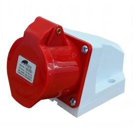 ME-UN5P-16A IP44 industrijska nazidna utičnica Mitea Electric