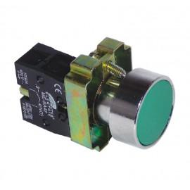 ME-BA42 zeleni taster N/O Mitea Electric