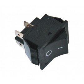 ME-D7-212 ugradni crni prekidač Mitea Electric