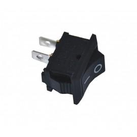 ME-D1-1111 ugradni crni prekidač Mitea Electric
