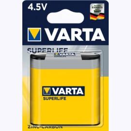 Baterija Superlife 3R12 4.5V Varta