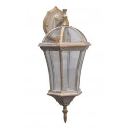 M2004-D BELI max.1x60W E27 baštenska lampa, fenjer Mitea Lighting