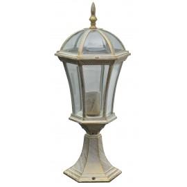 M2004-S BELI max.1x60W E27 baštenska lampa, fenjer Mitea Lighting