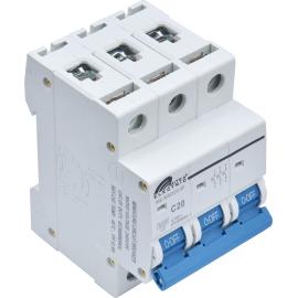ME-MAO20 3P Automatski osigurač 3x20A 6Ka 240/415V tipC Mitea Electric
