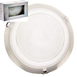 -A M3030-F BOX bela plafonjera 1xE27 Max.60W Mitea Lighting