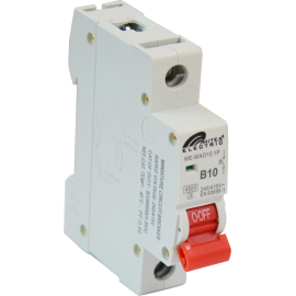 -A ME-MAO10 Automatski osigurač B10A 4.5Ka 240/415V tipB Mitea Electric