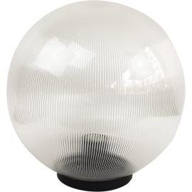M250111 IP44 max.1x60W E27 prizmatik transparentna kugla lampa PMMA Mitea Lighting
