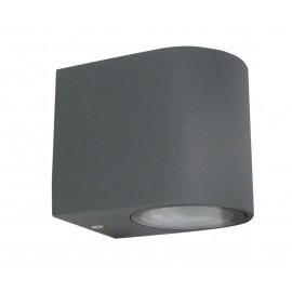 M952011 ANTRACIT SIVA 1xGU10 baštenska lampa zidna Mitea Lighting