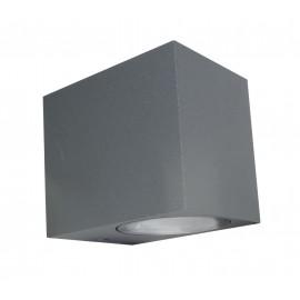 M952021 ANTRACIT SIVA 1xGU10 baštenska lampa zidna Mitea Lighting