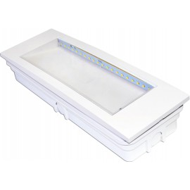 M620L punjiva ugradna zidna lampa 20 LED IP40 Mitea Lighting