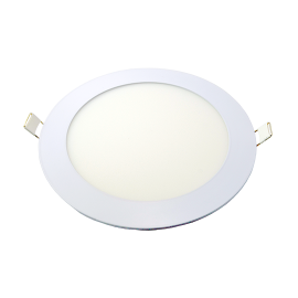 MP12UO 12W 3000K beli ugradni okrugli LED panel Mitea Lighting