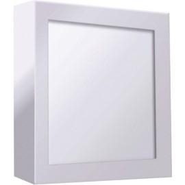 MP6NK 6W 3000K beli nadgradni kvadratni LED panel Mitea Lighting