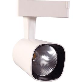 M203738 25W LED COB beli 6500K šinski reflektor Mitea Lighting