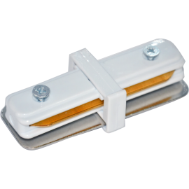 Konektor beli ravni za LED šinski reflektor Mitea Lighting
