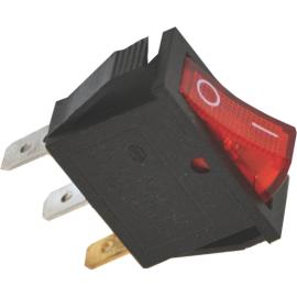 ME-D1-1111 ugradni crveni prekidač sa tinjalicom Mitea Electric
