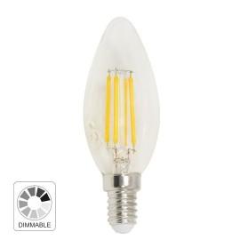 -S E14 4W B35 2700K filament LED dimabilna sijalica 230V 470lm Mitea Lighting