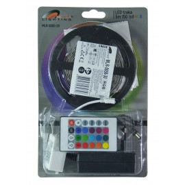 MLR-5050-30 blister RGB LED traka 5m 12V 30 LED/1m IP20 Mitea Lighting
