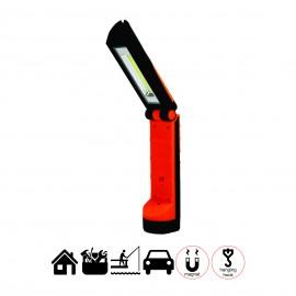 M701030 LED COB baterijska lampa 3W + 1W 3xAAA Mitea Lighting