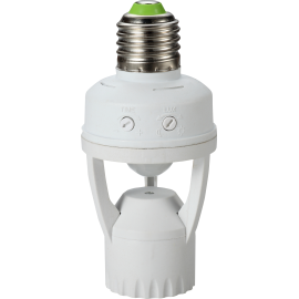 M272-2 beli senzor E27 grlo max. 60W Mitea Lighting