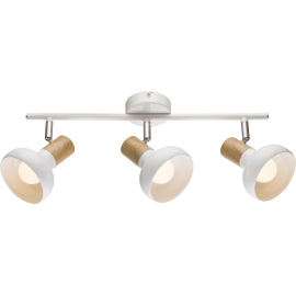 -S M160630 bela Spot lampa 3xE14 40W Mitea Lighting