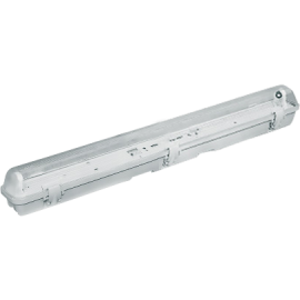 Armatura vodonepropusna prazna LED A1x9W single end L656 x W80 x H90mm Mitea Lighting