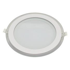 MPC18 18W 6500K stakleni ugradni okrugli LED panel Mitea Lighting