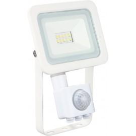 -S M490010-RLS-B 6500K SMD LED reflektor sa senzorom 10W beli Mitea Lighting