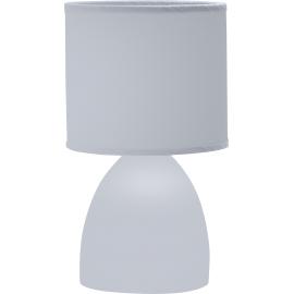 M1011 siva 1x40W E14 keramička stona lampa Mitea Lighting