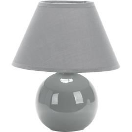 M1012 siva 1x40W E14 keramička stona lampa Mitea Lighting