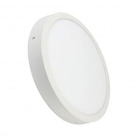 -S MPL3030 40W 6500K Ø500xH35mm beli nadgradni okrugli 220V 3600lm LED PANEL Mitea Lighting