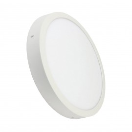 -S MPL3030 40W 4000K Ø500xH35mm beli nadgradni okrugli 220V 3600lm LED PANEL Mitea Lighting
