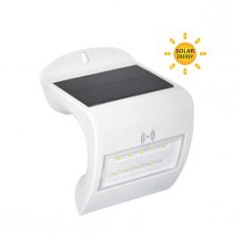 M701095 2W LED lampa-spoljna solarna sa radar senzorom IP65 6500K bela sa prekidačem Mitea Lighting