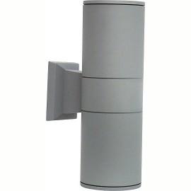 M940 SIVA E27 max.2x40W lampa zidna Mitea Lighting