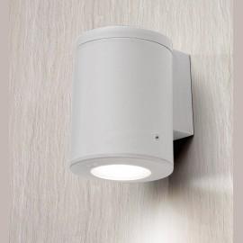 -S FRANCA 90 1L zidna lampa siva IP55 1xGU10 LED 3.5W 4000K-sijalica uključena uz proizvod 3A7.002.000.U1L Fumagalli