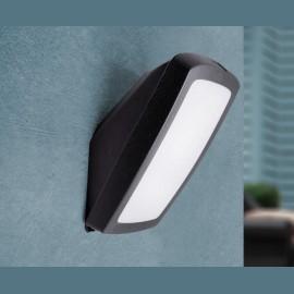 -S GERMANA crna zidna/plafonska lampa IP66 1xE27 max.60W 2N1.000.000.P27 Fumagalli