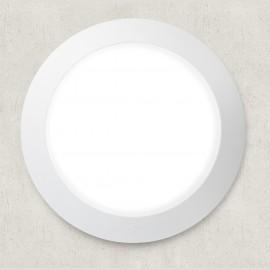 -S BERTA 275mm bela zidna/plafonska lampa IP66 1xE27 max.60W 1B2.000.000.P27 Fumagalli