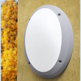 -S DANZI siva zidna/plafonska lampa IP66 1xE27 max.60W 1D3.000.000.E27 Fumagalli