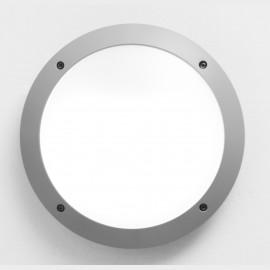 -S LUCIA siva zidna/plafonska lampa IP66 1xE27 max.60W 1R3.000.000.E27 Fumagalli