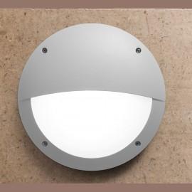 -S LUCIA EL siva zidna/plafonska lampa IP66 1xE27 max.60W 2R3.000.000.E27 Fumagalli