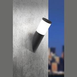 -S AMELIA FS zidna lampa IP55 crna 1xE27 filament LED 6W 4000K-sijalica uključena uz proizvod DR2.571.000.F1L Fumagalli