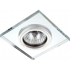 M206087 Ugradna svetiljka transparentna kvadratna Mitea Lighting