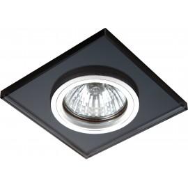 M206088 Ugradna svetiljka crna kvadratna Mitea Lighting