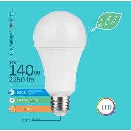 -S E27 24W A90 6500K LED ECO sijalica 220-240V Mitea Lighting