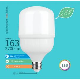 -S E27 30W T7 6500K 100x171mm LED ECO sijalica 220-240V Mitea Lighting