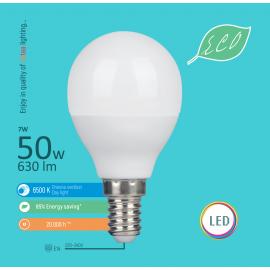 -S E14 7W G45 6500K LED ECO sijalica 220-240V Mitea Lighting