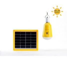 M702002 LED sijalica 2W 6500K + solarni panel 3W Mitea Lighting