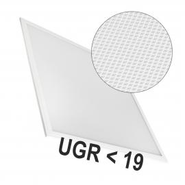 -S M203460 UGR<19 6500K 595x595 (600x600) LED PANEL beli ram 40W 4000lm 220V .IES Mitea Lighting